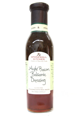 Stonewall Kitchen Maple Bacon Balsamic Dressing