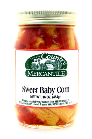 Country Mercantile Sweet Baby Corn