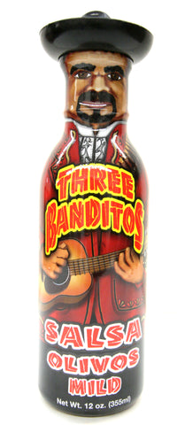 Southwest Three Banditos Salsa Olivos Mild