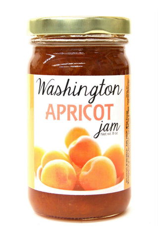 Washington Apricot Jam