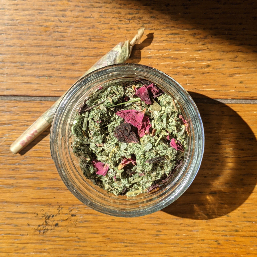 Dreams and Romance Smoke Blend - Red Cat Wellness