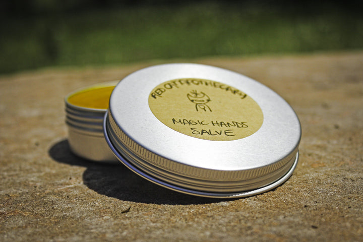 Magic Hands Salve - Red Cat Wellness