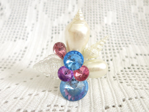 Sea Shell Ring