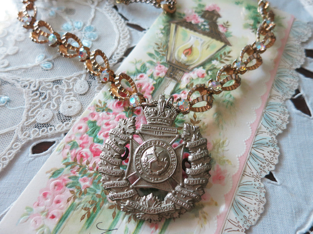Canadian Forces Necklace