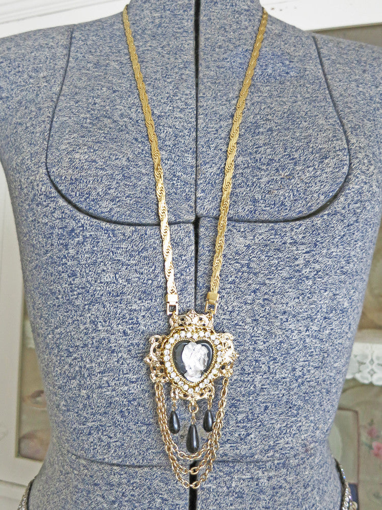 Heart of Bling Necklace