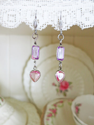 Tender Hearted Earrings
