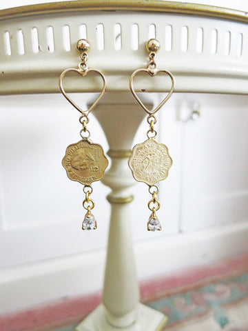 Heart Throb Earrings