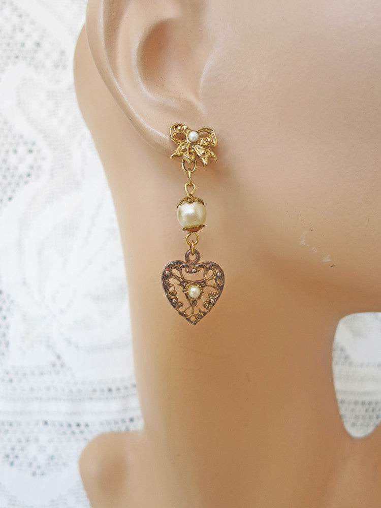 Heart and Soul Earrings