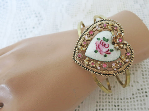 Romantic Heart Bracelet