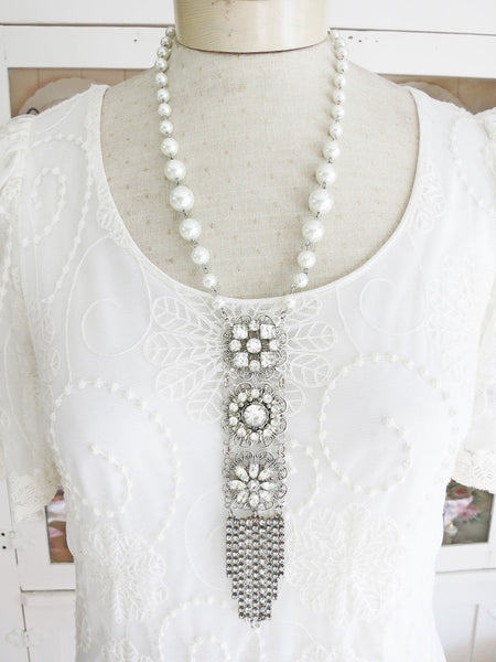 Glamorous Downton Abbey Necklace
