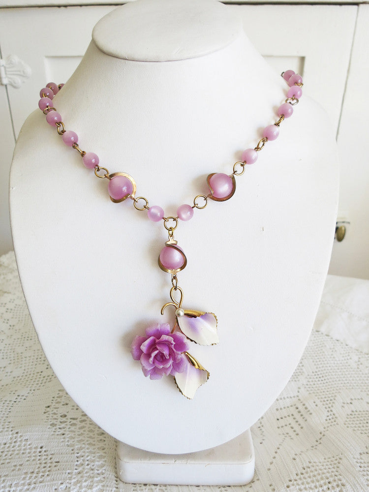 Lovely Lavender Necklace