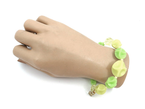 Lemon Lime Stretchy Bracelet