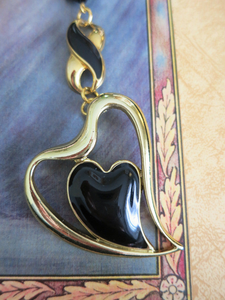 Straight From the Heart Necklace