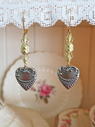 Straight from the Heart Earrings
