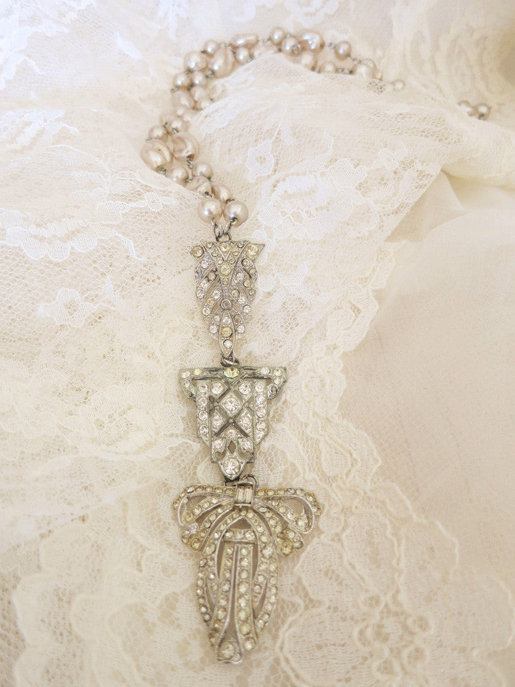 Gorgeous Art Deco Necklace