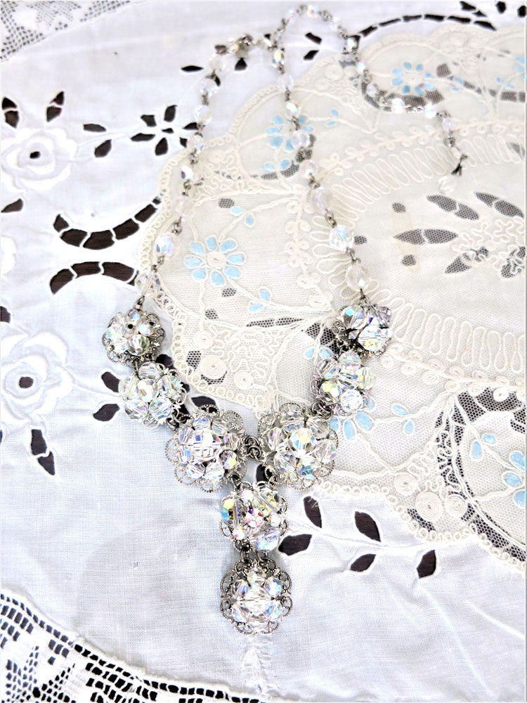 Amazing Swarovski Crystal Necklace