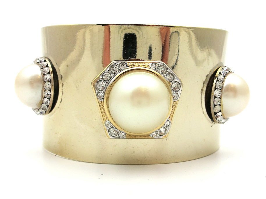 GP Cuff with Pearls