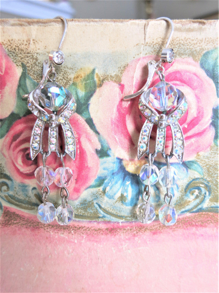 Stunning Swarovski Crystal Earrings