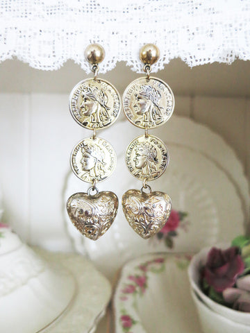 Change of Heart Earrings