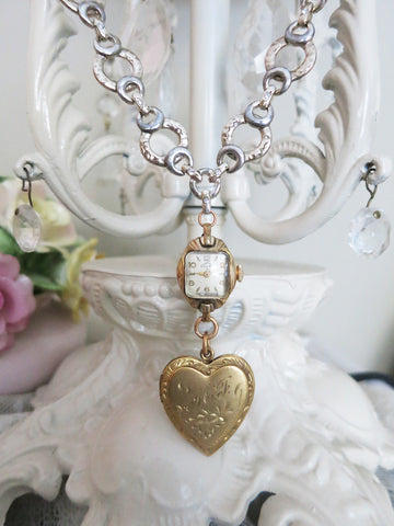Time For Love Necklace
