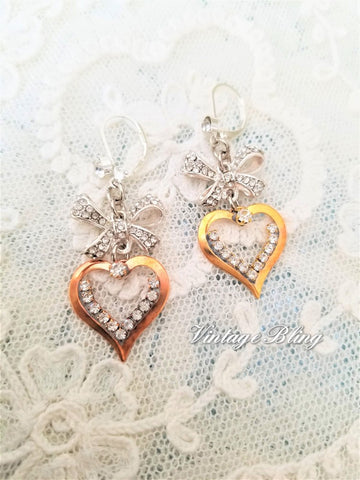 Happy Heart Earrings