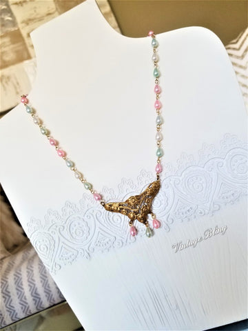 Pastel Pretty Necklace Short