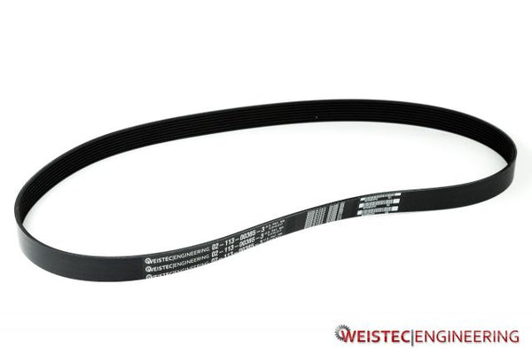 Weistec Supercharger Belt, OEM Kompressor w/ 170mm and 180mm Rings