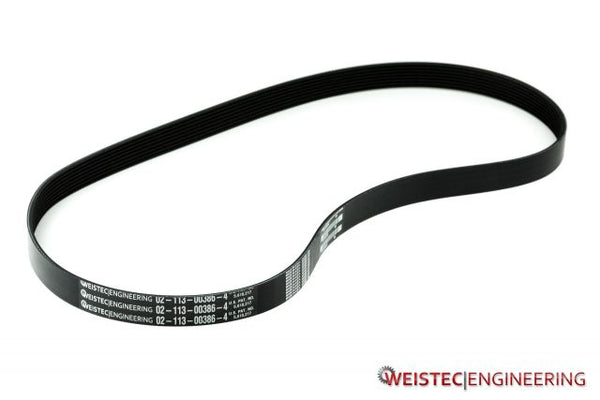 Weistec Supercharger Belt, Weistec Supercharged, 56mm Pulley