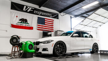 VF Engineering BMW (F3X) 340i/440i ECU Tuning Software (2016+)
