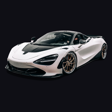 1016 Industries McLaren 720S Custom Body Kit