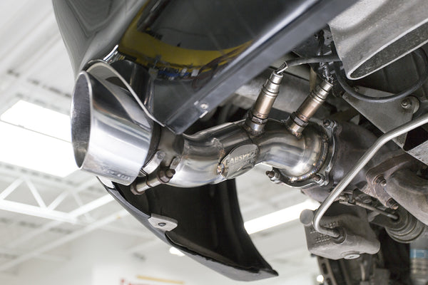 FabSpeed Porsche 993 Turbo, Turbo S, 993 GT2 EVO Competition Race Exhaust System