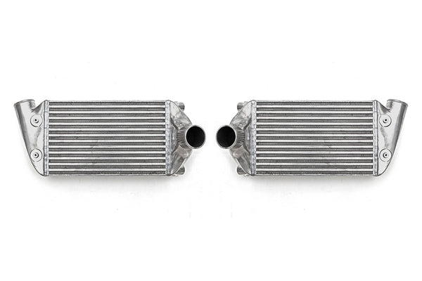 FabSpeed Porsche 996 Turbo Clubsport Intercoolers (EVOMS) (2000-2005)