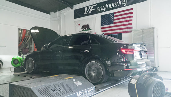 VF Engineering Audi S4/S5 V6T (B9) ECU Software