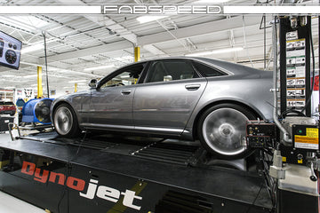 FabSpeed Audi S8 V10 ExperTune Performance Software