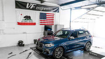 VF Engineering BMW (G01) X3 M40i ECU Tuning Software