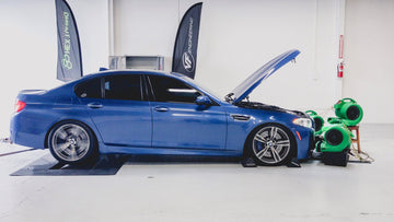 VF Engineering BMW (F1X) M5/M6 ECU Tuning Software