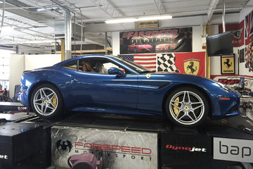 Fabspeed Ferrari California T ExperTune Performance Software