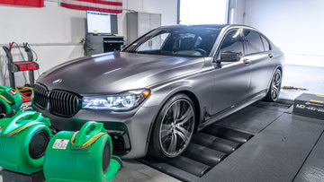 VF Engineering BMW 750i ECU Tuning Software G11/G12