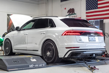 VF Engineering Audi Q8 ECU Software