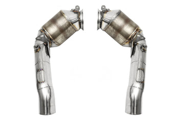 FabSpeed BMW M6 F12 / F13 Primary Sport Cat Downpipes
