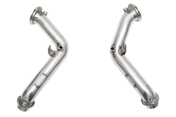 FabSpeed BMW X5M E70 Cat Bypass Downpipes