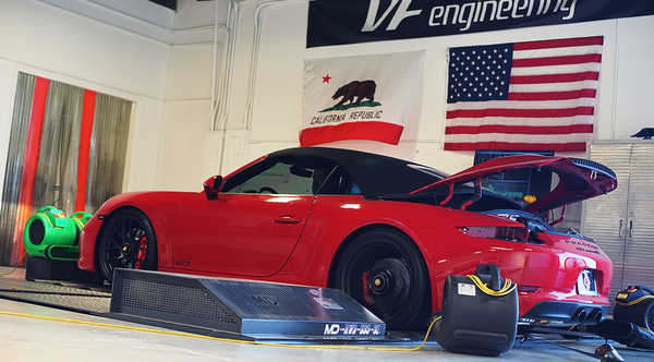 VF Engineering Porsche 911 Carrera S (991.2) ECU Tuning Software