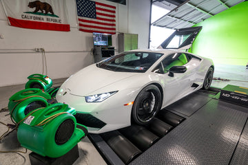 VF Engineering Lamborghini Huracan VF8F00 Supercharger