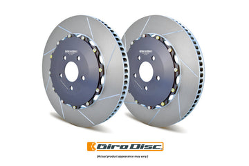 FabSpeed Audi R8 GiroDisc Upgraded Brake Rotors