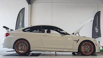 VF Engineering BMW (F82) M4 GTS ECU Tuning Software