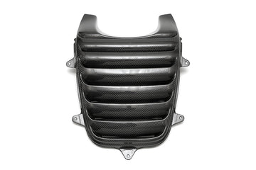 FabSpeed McLaren MP4-12C / 650S Carbon Fiber Engine Deck-Lid Vent Cover