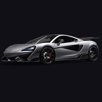 1016 Industries McLaren 570S Custom Body Kit