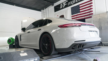 VF Engineering Porsche Panamera ECU Tuning Software
