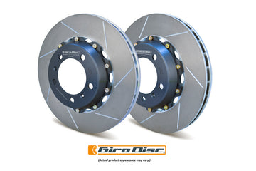 FabSpeed Porsche 996 Turbo GiroDisc Upgraded Brake Rotors (2000-2005)