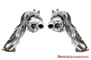 Weistec W.3 Turbo Upgrade 4.0L TFSI